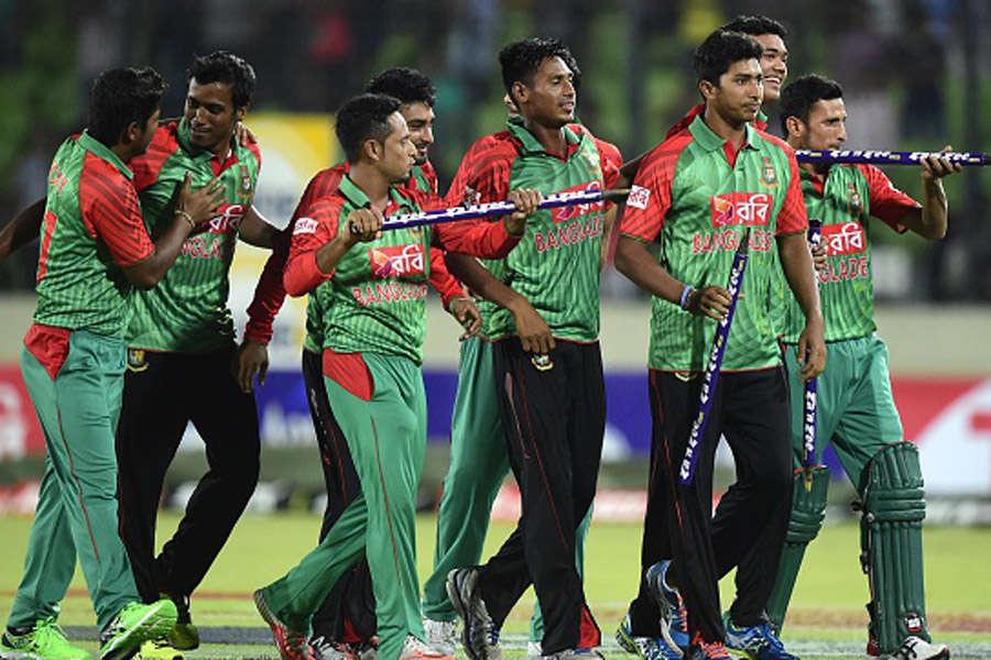 Bangladesh beat India to win ODI series