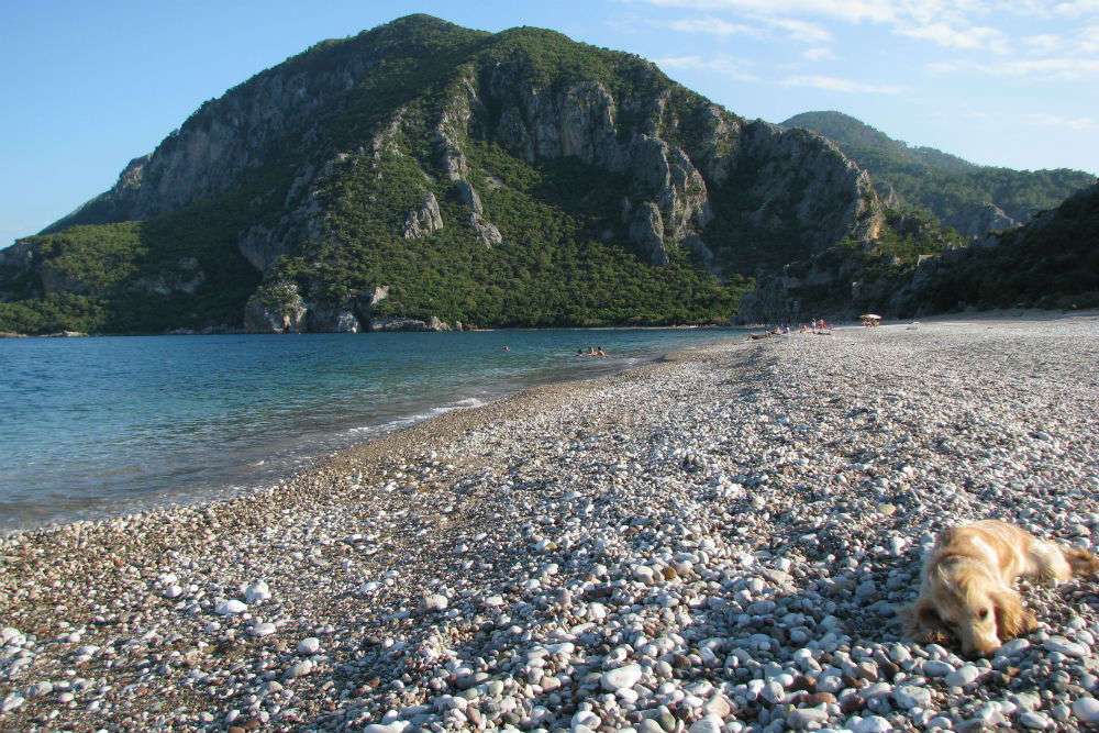 Olimpos Beach