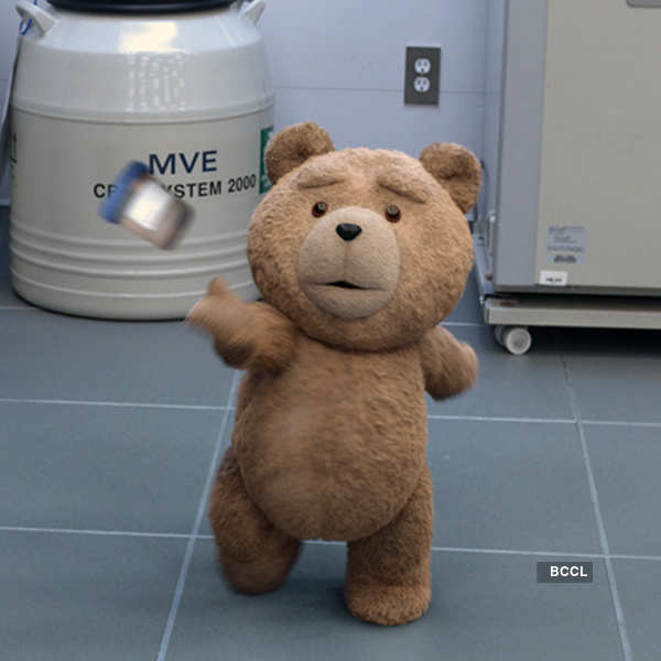 A still from Hollywood film Ted 2