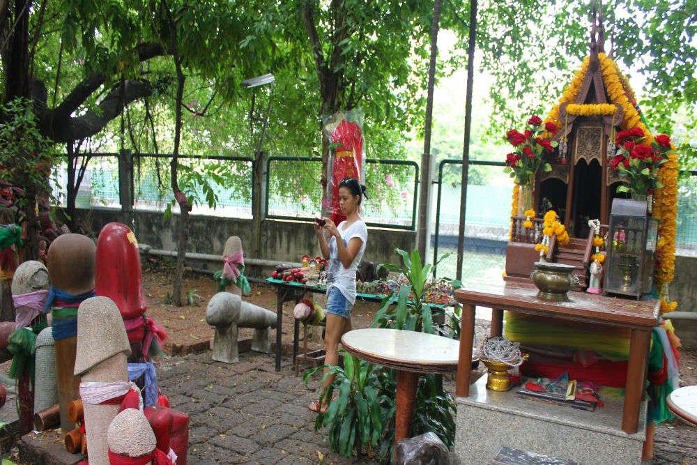 Shrine of Goddess Tubtim