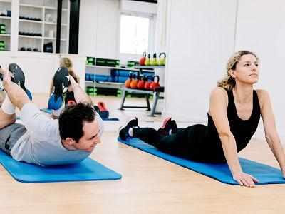 To increase stamina yoga sex Woman: 5