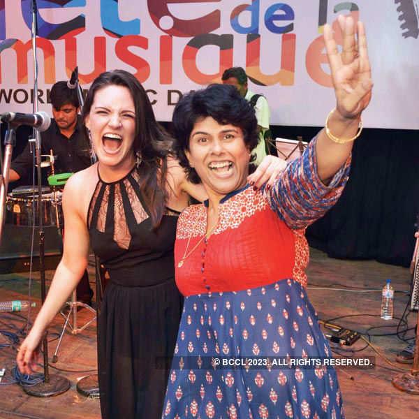 Musical night in Bhopal