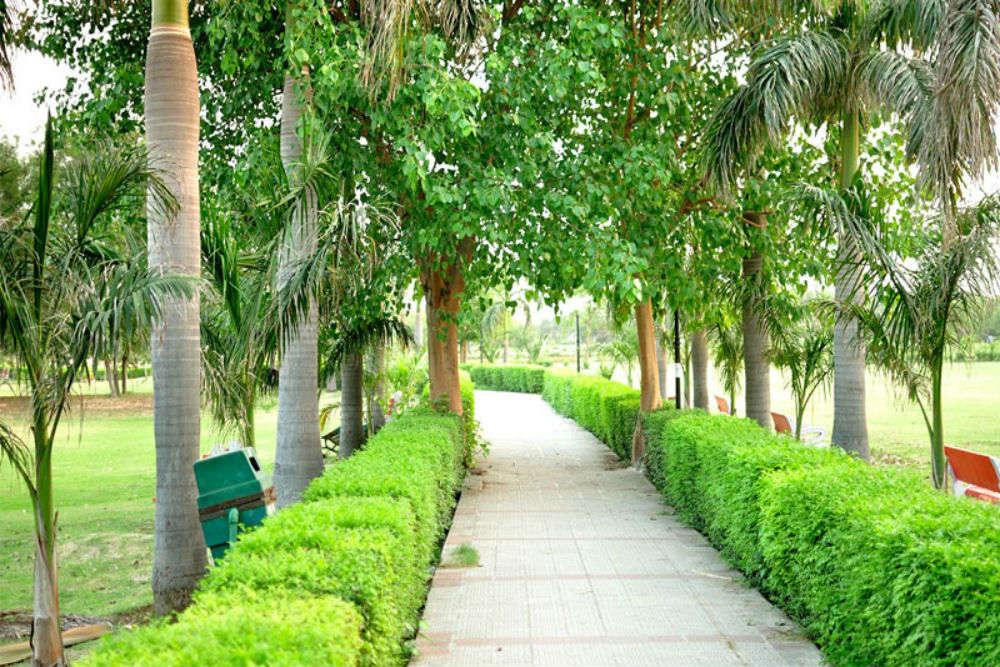 Swarn Jayanti Park (Japanese Park), Rohini