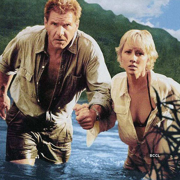Harrison Ford was paired opposite Anne Heche