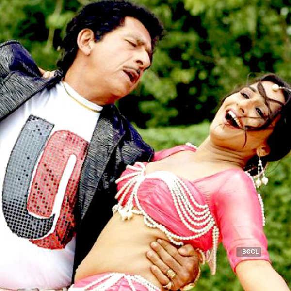 Naseeruddin Shah romanced a much younger actress Vidya Balan