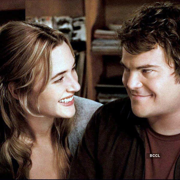 Kate Winslet and Jack Black didn't make a great romantic pair