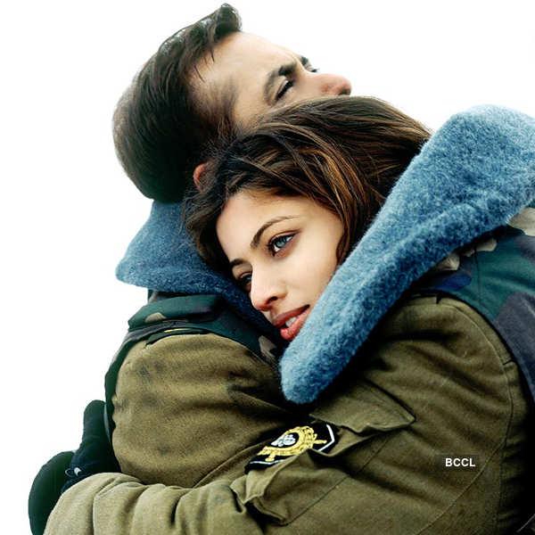 A forty-something Salman Khan romanced an eighteen year-old Sneha Ullal