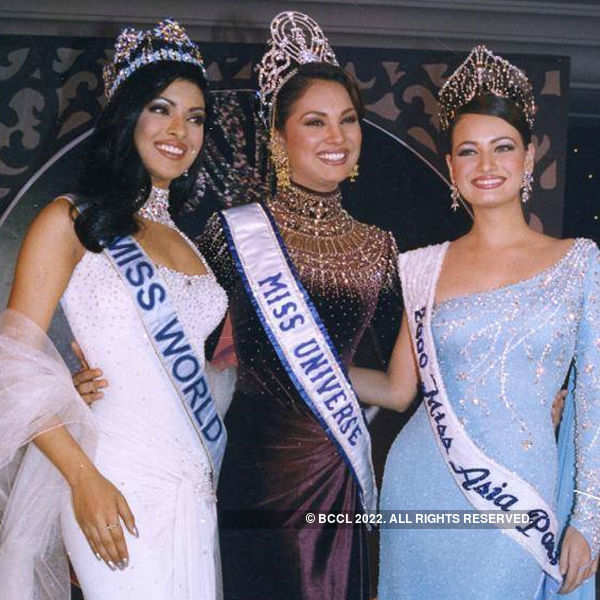 #Throwback: 2000 - The golden year of Indian beauty queens