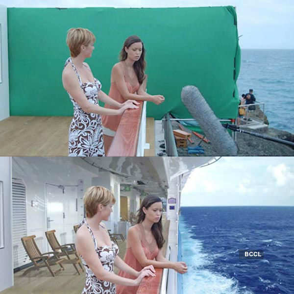 These Bollywood before-and-after VFX effects pictures will blow away your mind