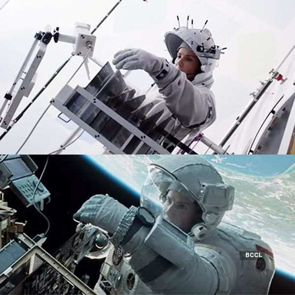 Visual effects also have a share in the success