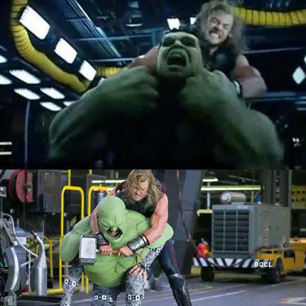 Visual effects reincarnated some amazing stunt scenes