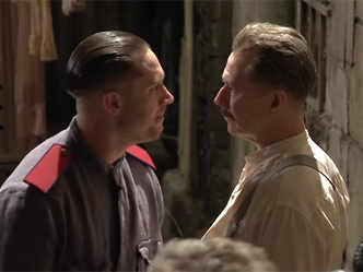 Child 44: B-Roll - Tom Hardy, Gary Oldman