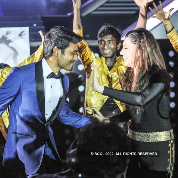62nd Britannia Filmfare Awards 2014 South: Peppy Performances