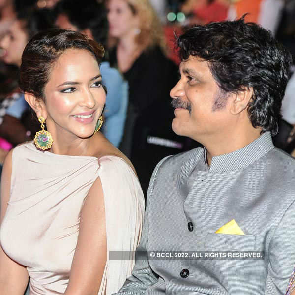 62nd Britannia Filmfare Awards 2014 South: Starry Night