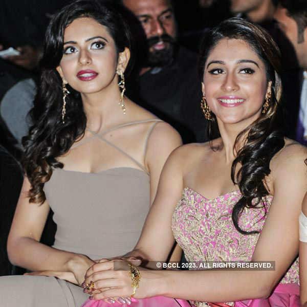 62nd Britannia Filmfare Awards 2014 South: Starry Night