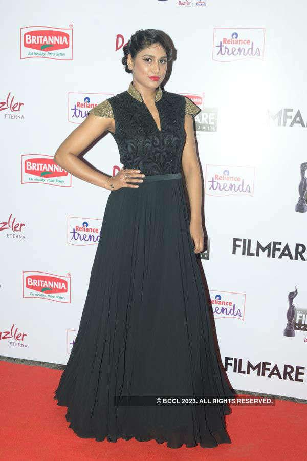 62nd Britannia Filmfare Awards 2014 South: Red Carpet