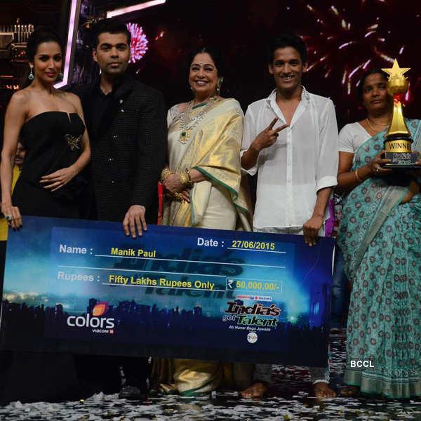 India's Got Talent: Grand Finale