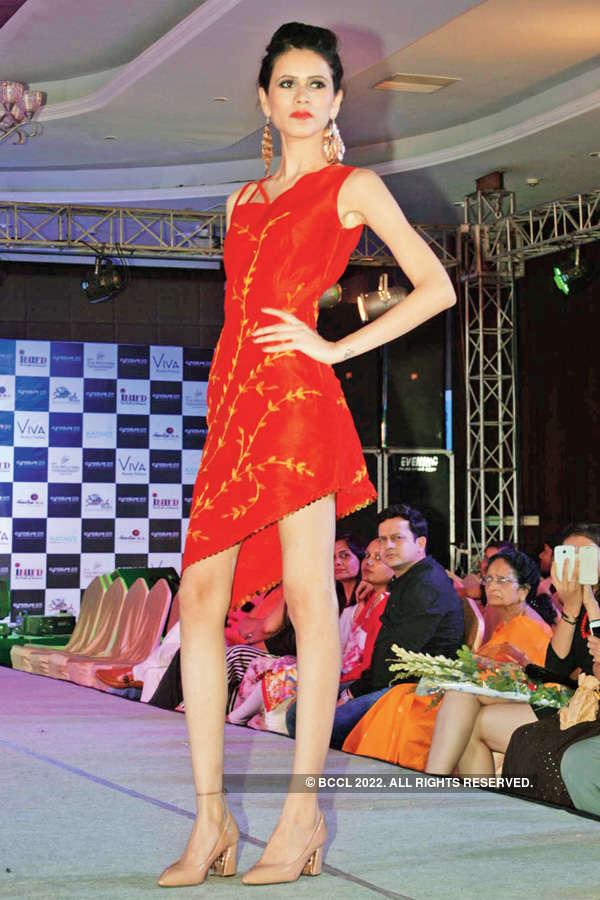 Woman power on the ramp