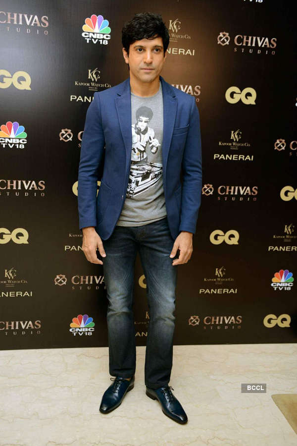 Farhan Akhtar @ GQ Most Influential