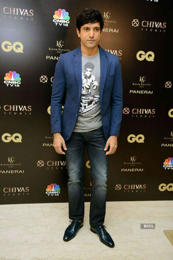 Farhan Akhtar @ GQ Most Influential