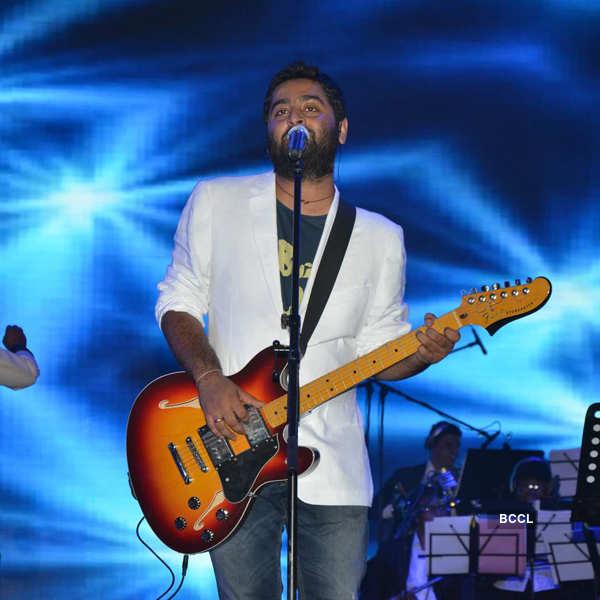 Arijit Singh's concert
