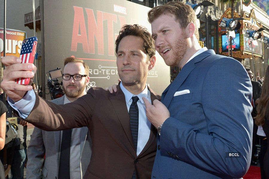 Ant-Man: Premiere