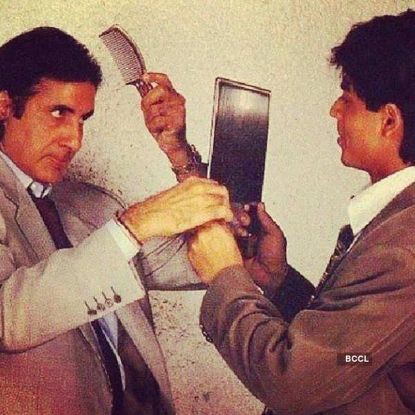 Check out Amitabh Bachchan and Shah Rukh Khan