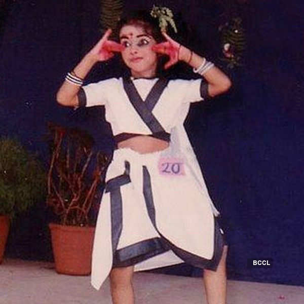 Can you guess who this cute child is?
