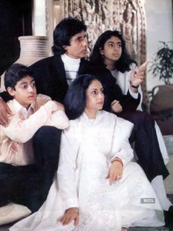 Check out Amitabh Bachchan with Jaya Bachchan