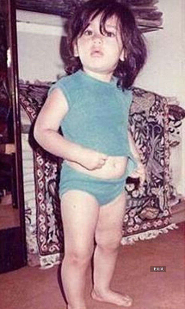 Can you guess who this young girl is?