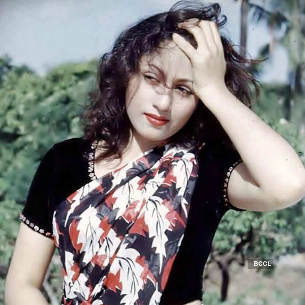 Queen of Bollywood Madhubala looks gorgeous