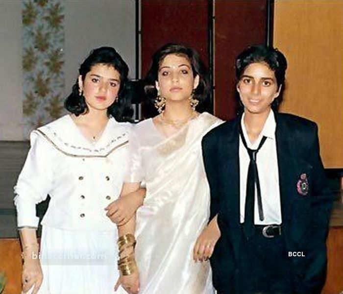 Preity Zinta looks cute