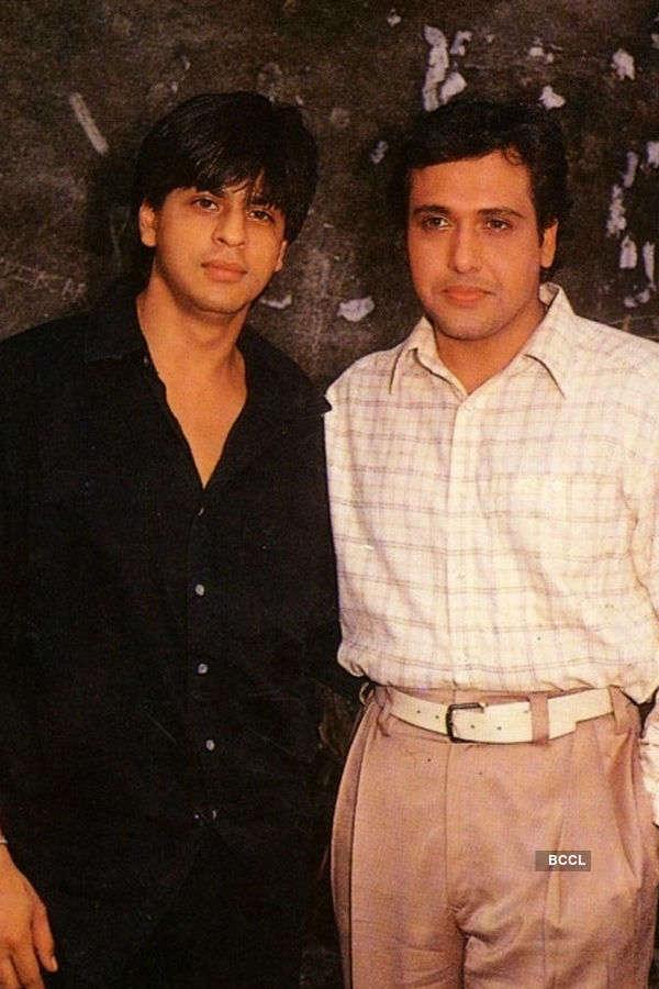 Have a look at Shah Rukh Khan's rare pic