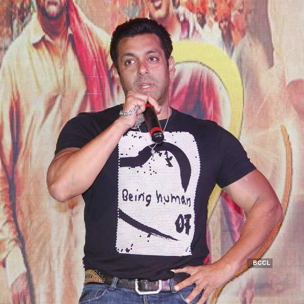 Salman Khan promotes Janiva