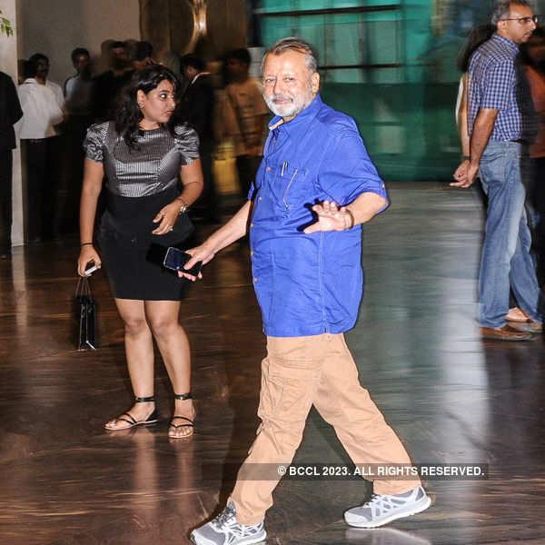 Shahid & Mira Kapoor's reception