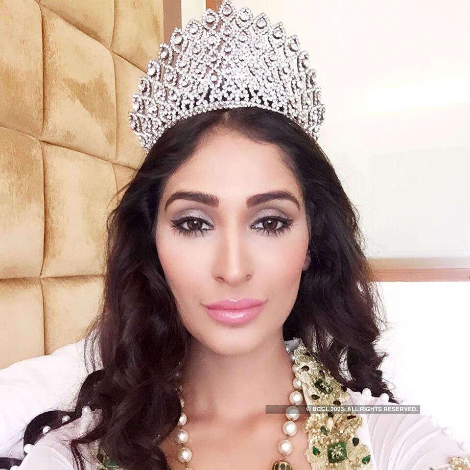 Alankrita Sahai at the launch of Gujarat Lifestyle Fashion Week