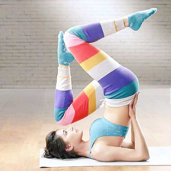 Nargis Fakhri is all set to stay fit
