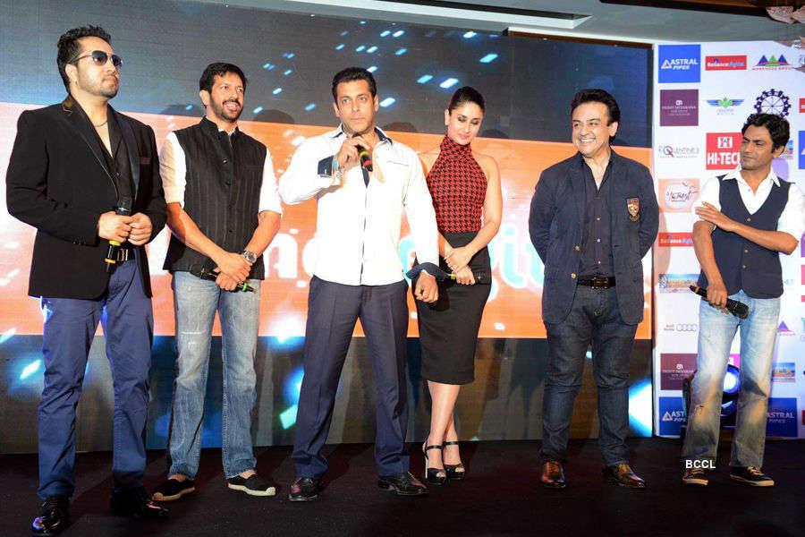 Salman Khan promotes Bajrangi Bhaijaan