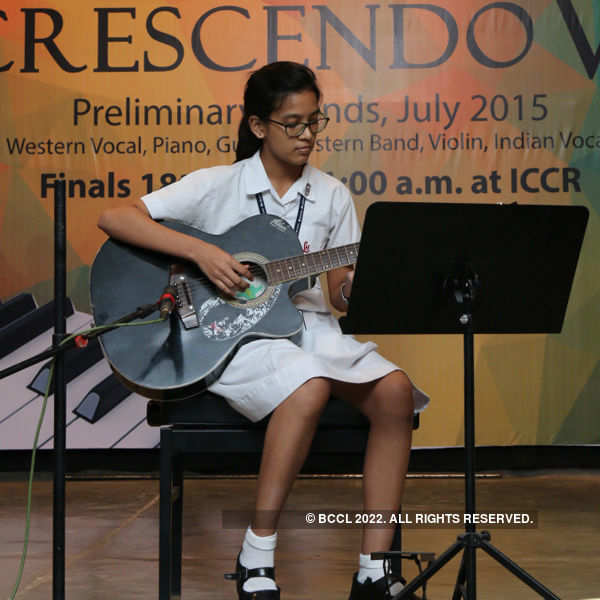 Crescendo VI @ Calcutta School Of Music