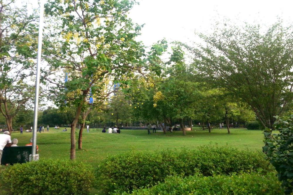 Triphala Park