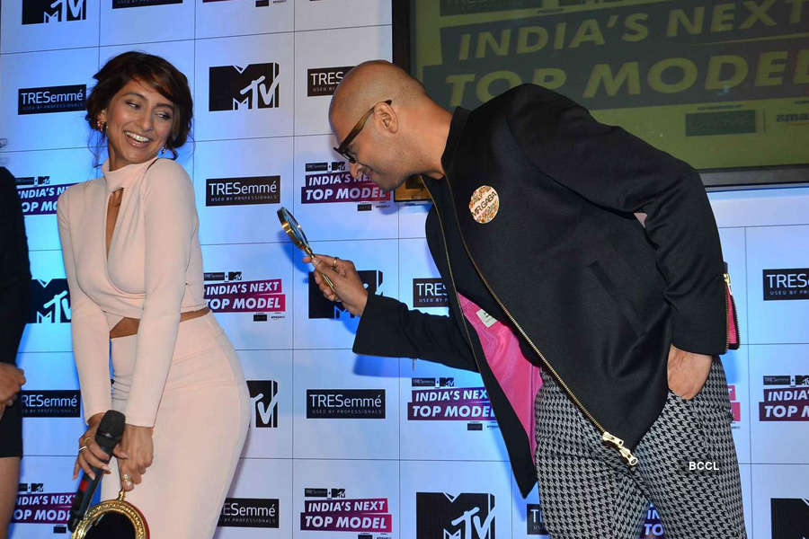India's Next Top Model: Launch