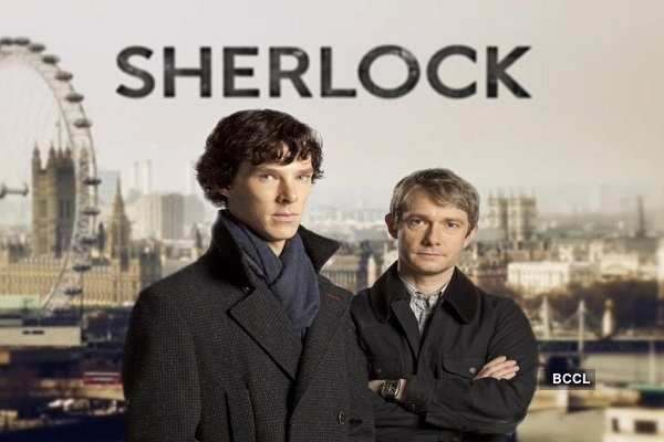 101 most popular English shows on television
