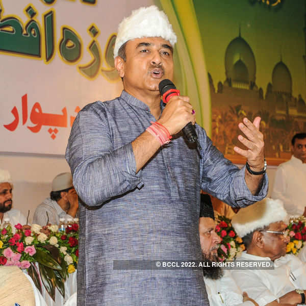NCP hosts Iftar party