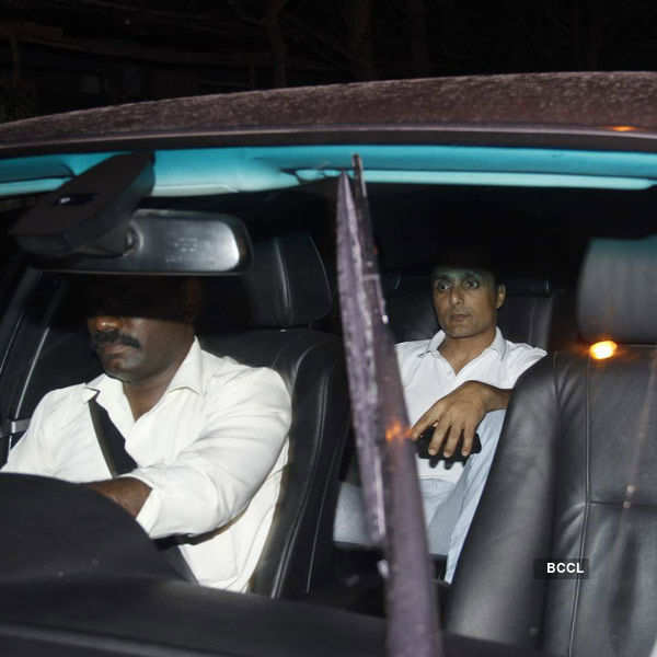 Rahul Bose attends Priyanka Chopra's birthday party
