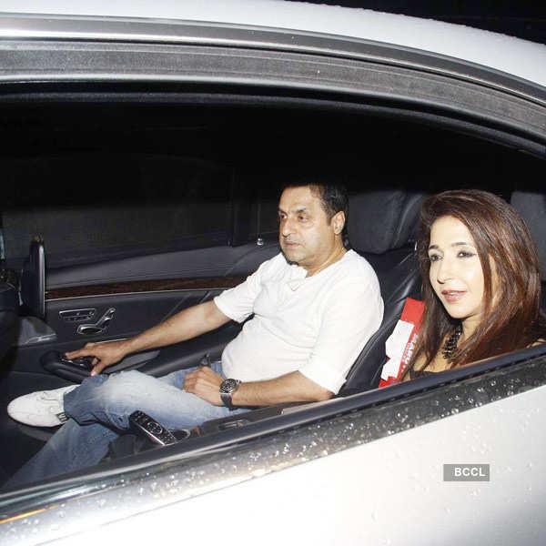 Priyanka Chopra's b'day party