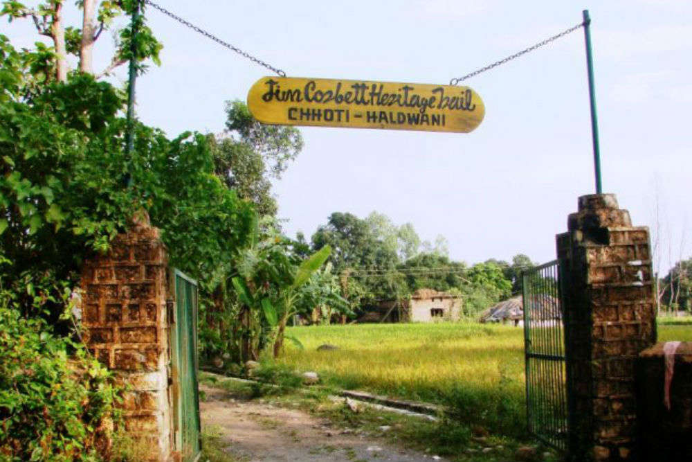 Corbett Village (Choti Haldwani)