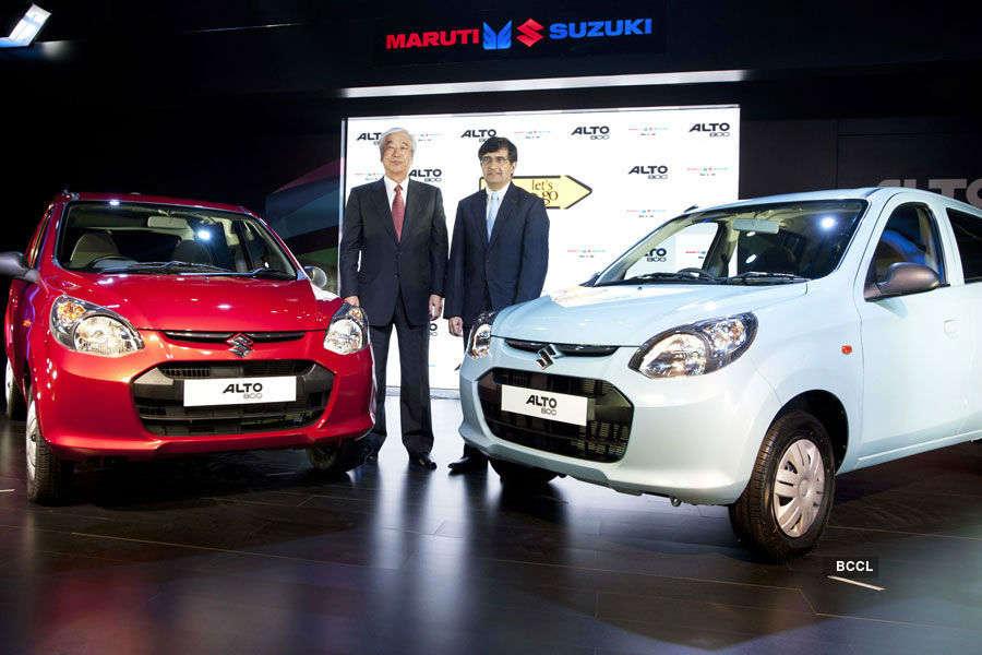 Maruti overtakes Japanese parent Suzuki in market value