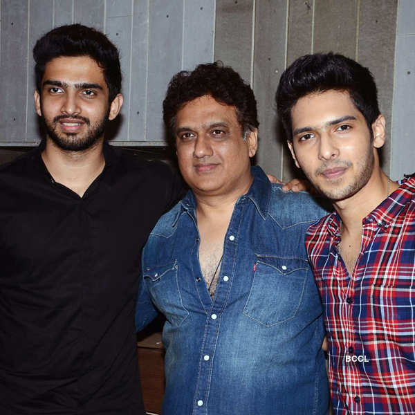 Armaan Malik's b'day party