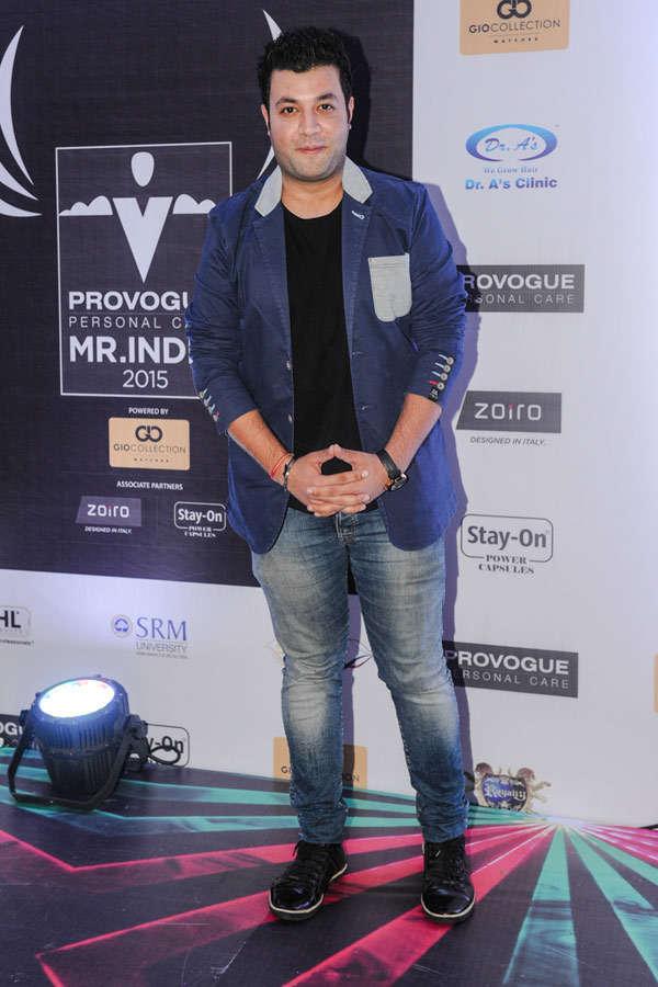 Provogue personal care Mr. India 2015: Red Carpet