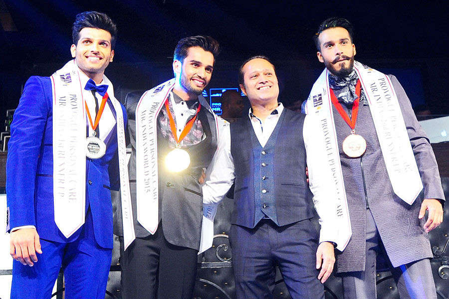 Provogue personal care Mr. India 2015: Best Shots
